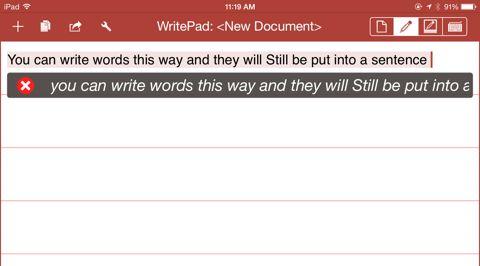 WritePad 1