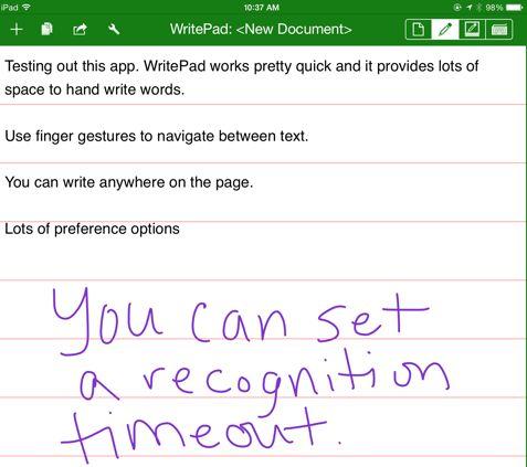 WritePad_notes