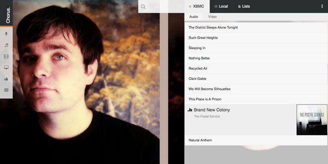 Xbmc usuarios: convertir su navegador en un mando a distancia con el coro