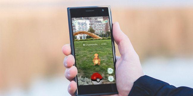 Es posible que tenga que actualizar su teléfono para pokemon van