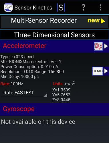 SensorKinetics