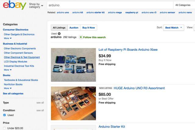 ebay-Arduino