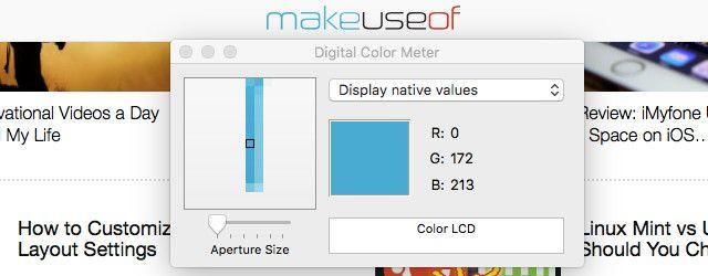 mac-selector de color