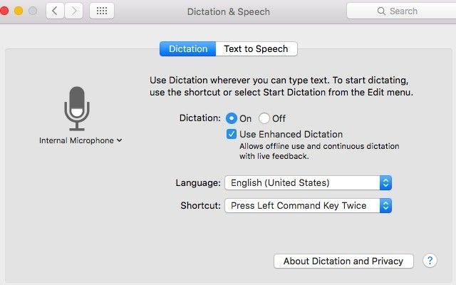 -mac-settings de dictado