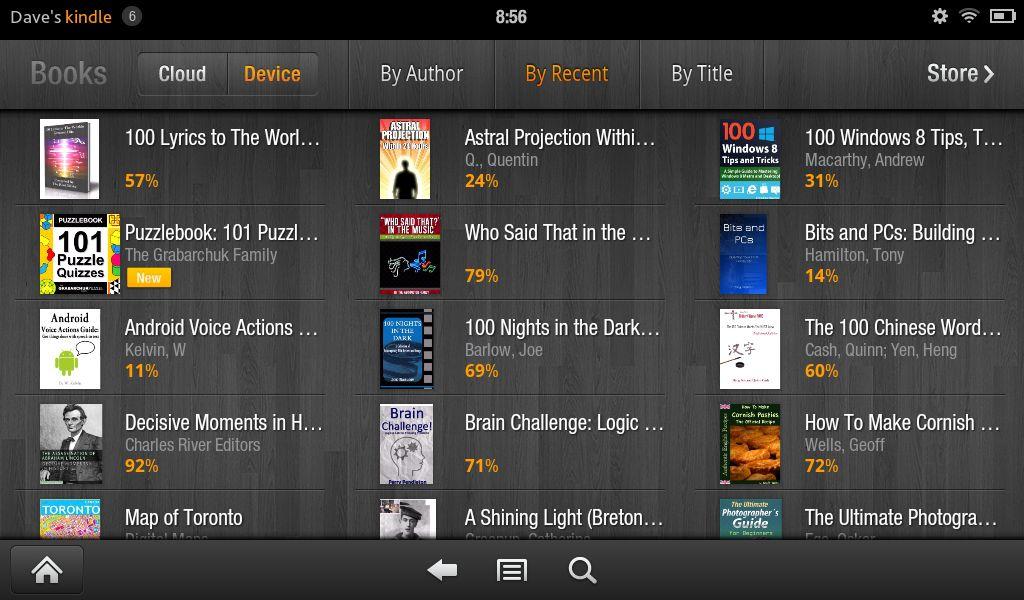 guía Kindle Fire
