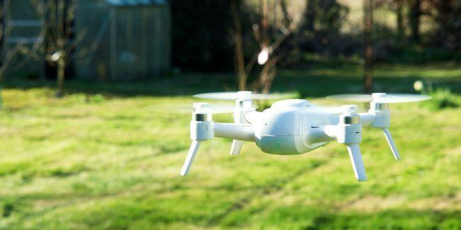 Yuneec brisa 4k autofoto opinión avión no tripulado y al sorteo